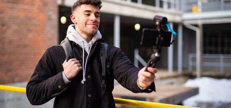 Soluciones ágiles para vloggers y creadores con los kits móviles Sennheiser