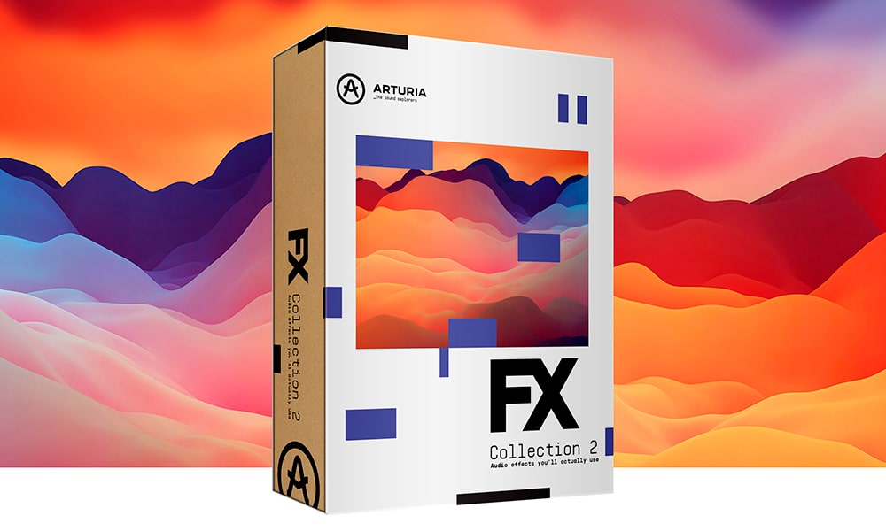 Arturia presenta FX Collection 2
