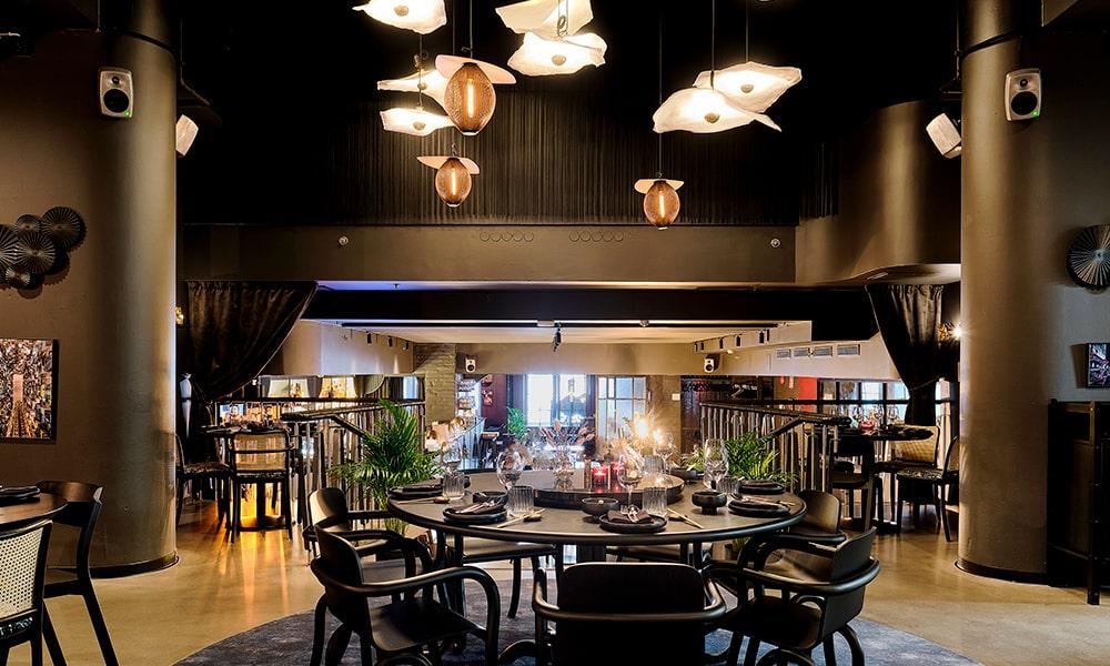 Genelec añade la sofisticación RAW al restaurante Lily Lee de Helsinki