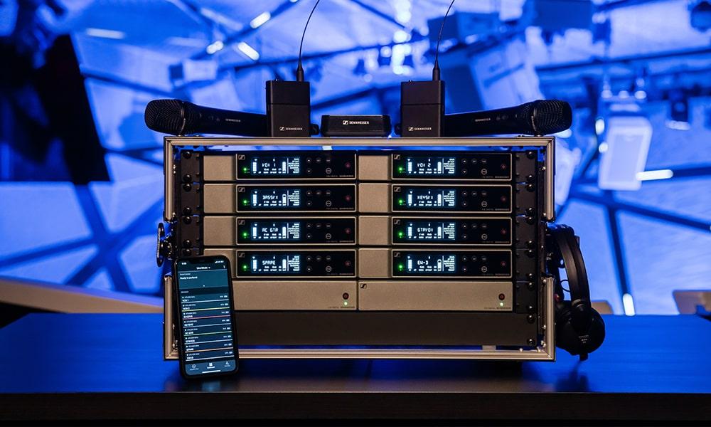 Evolution Wireless Digital de Sennheiser
