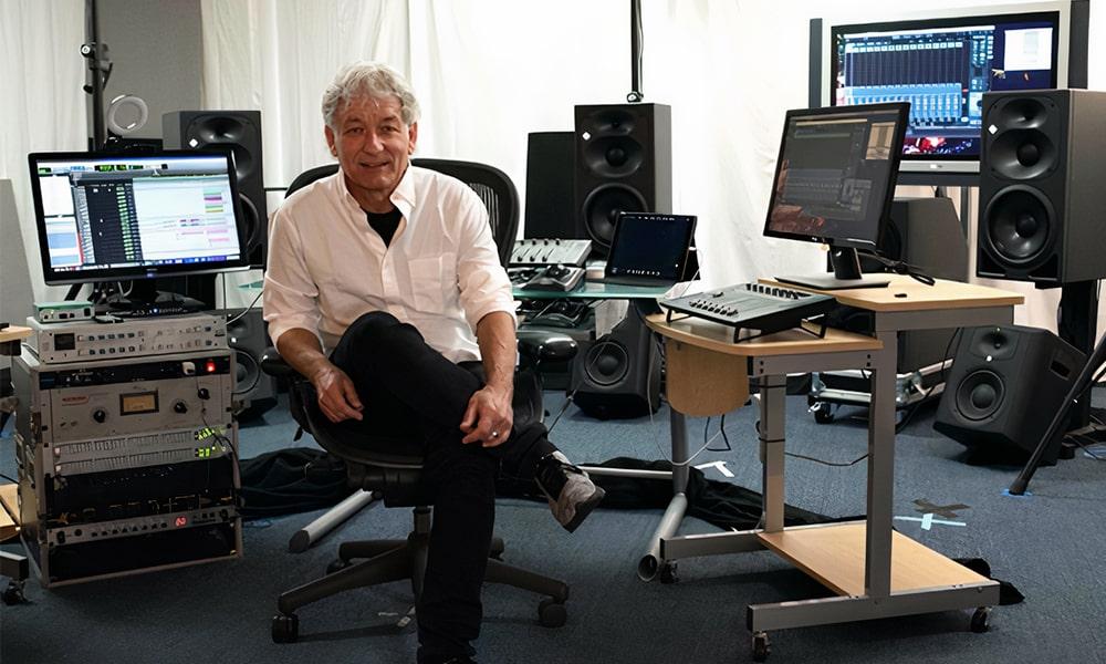 Monitores Neumann para un audio inmersivo en mediaHyperium