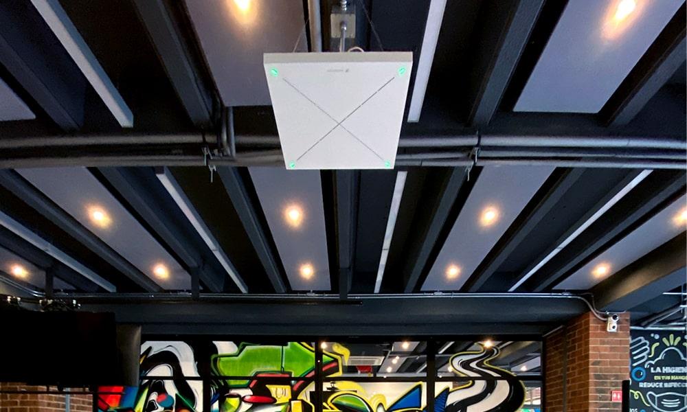 Sennheiser TeamConnect Ceiling 2 revoluciona la conectividad y la comunicación en la Universidad Francisco Marroquín de Guatemala