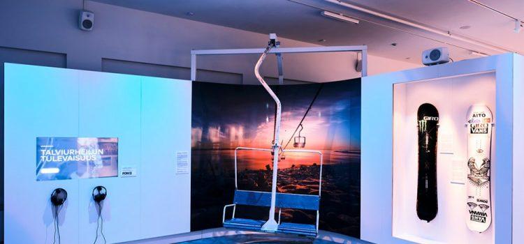 La solución Smart IP de Genelec triunfa en el Museo del Deporte de Finlandia