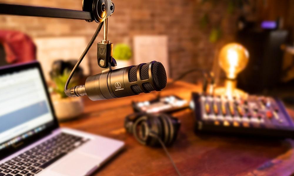 El nuevo micrófono AT2040 de Audio-Technica ofrece un sonido de calidad broadcast a los podcasters