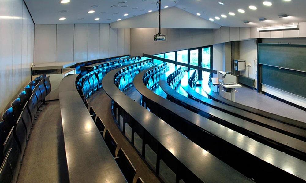 Christian-Albrechts-University confía en Sennheiser