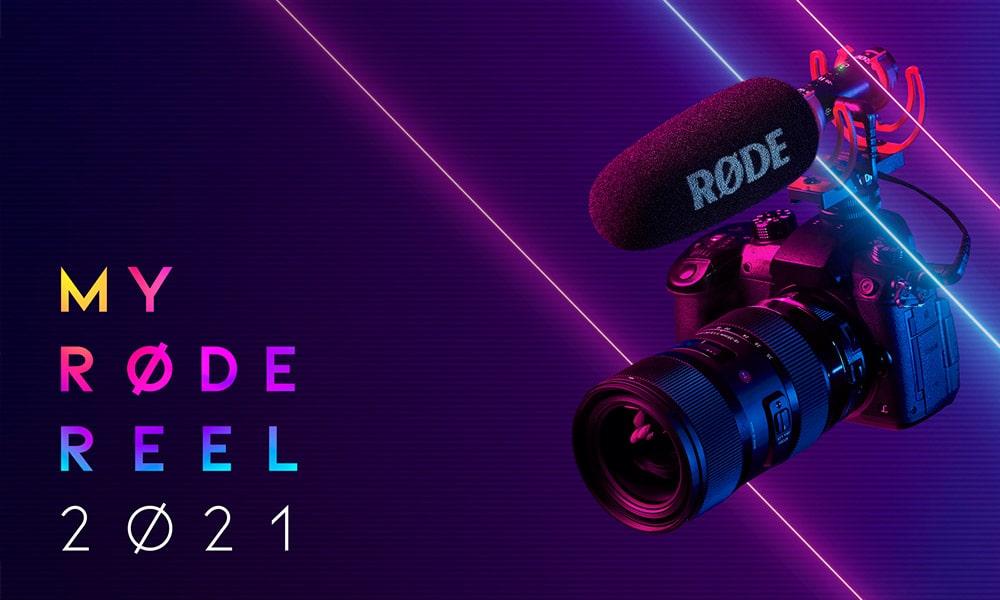 ¡My RØDE REEL vuelve en 2021!