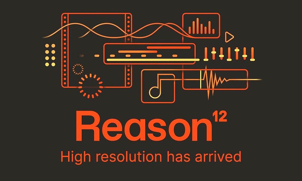 Reason Studios anuncia Reason 12