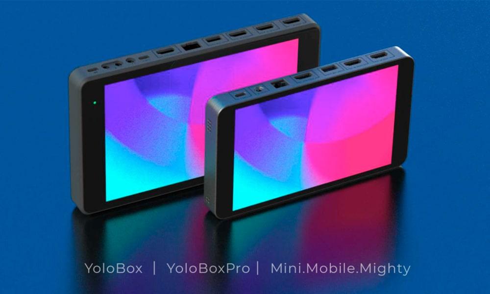 Yolo Box y Yolo Box Pro, la revolución para transmitir en streaming